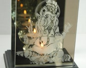 Ganesh Infinity Candle Holder