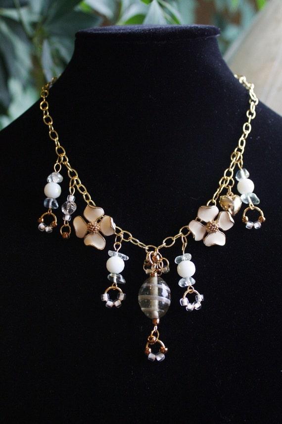 Something Old, Something New - Vintage Necklace