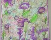 Purple Fantacy Flowers