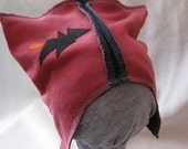2T-4T boy red mountain hat