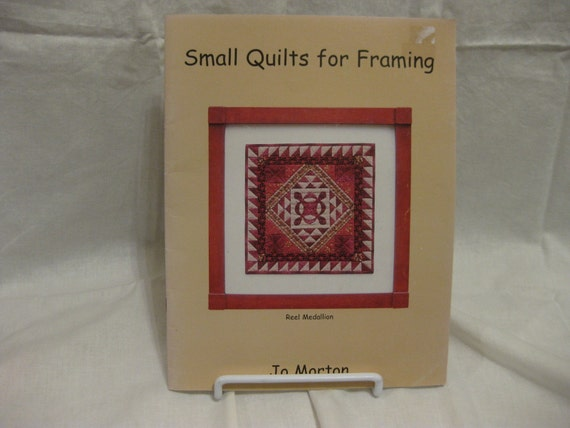 Small Quilts for Framing
