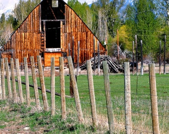 Fine Art Photo near Methow, Washington (IDWA0122)