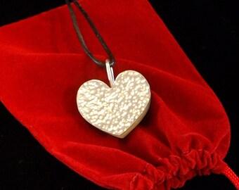 HEART amulet CORAZON