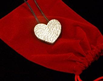 HEART pendant CORAZON