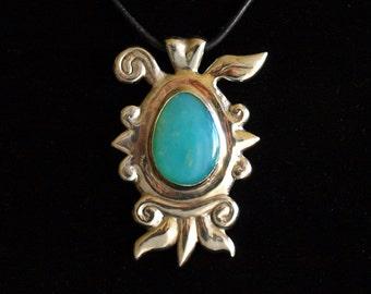 Opal Mountain amulet