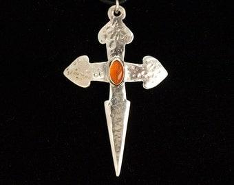 Silver Cross / Toledo Sword