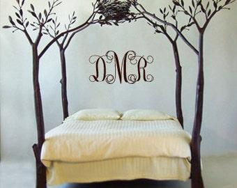 Masterbedroom Decor Etsy - Custom vinyl wall decals for master bedroom