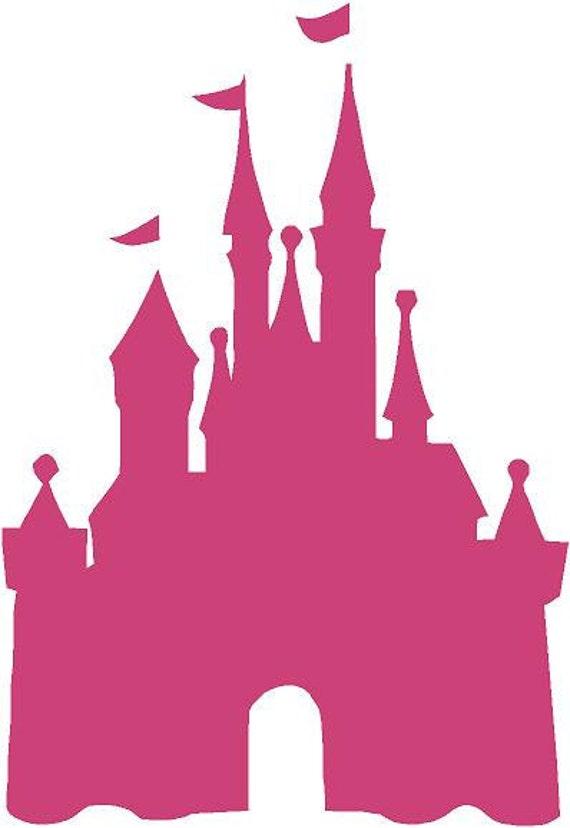free disney princess castle clipart - photo #27