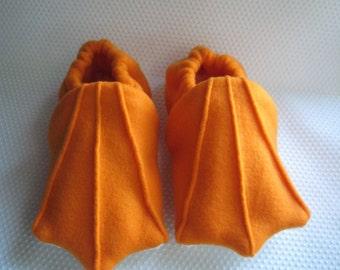 duck feet slippers