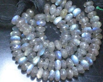 10 - INCHES - AAA - HIGH Quality - So Gorgeous - Full Flasy Strong Fire - Micro Faceted - Rondel Beads - 7 - Mm Great Quality