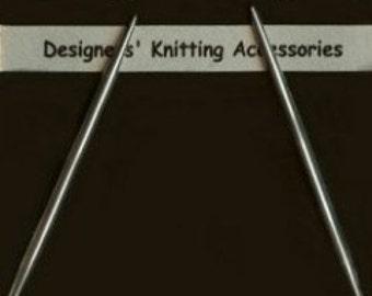 HiyaHiya Knitting Needles  12 inch Length Pick your size