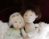 """Forrest the 18"""" all cloth Heartwood Storybook Boy Doll"""