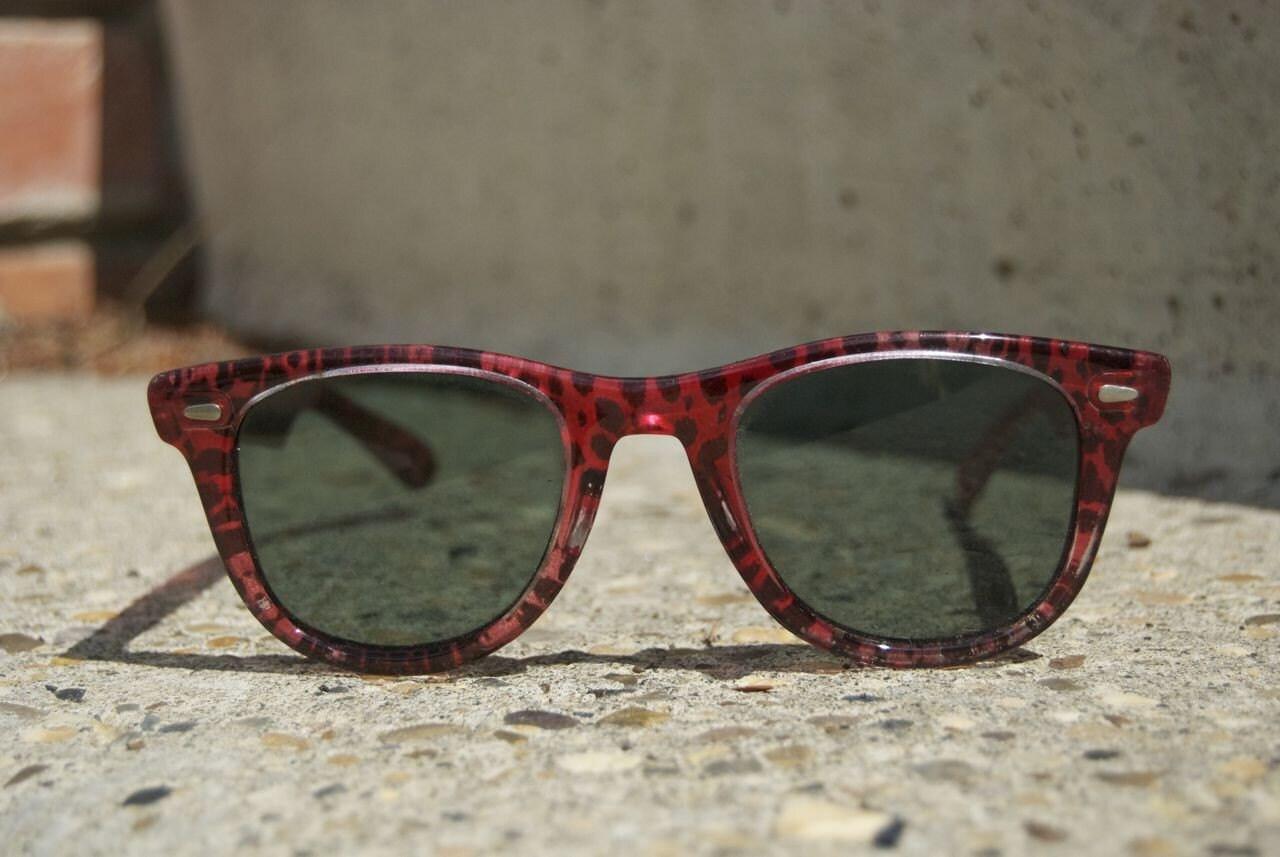 36d7d45b5a2 Ray Ban Leopard Print Sunglasses 1 « Heritage Malta