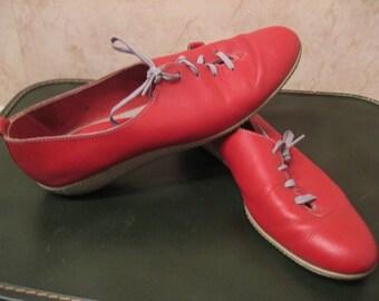 Naturalizer Vintage Leather Shoes 7.5