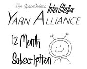 InterStellar Yarn Alliance 12 Month Subscription