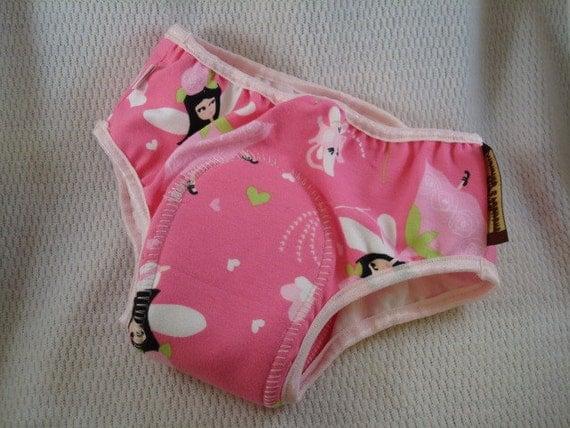 Cotton Training Panties 108