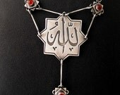 Allah necklace for Women: Islamic Jewelry Collection