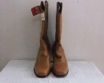 Vintage Dingo Riding Boots