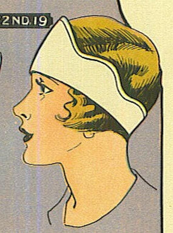 1922 Advertising for MAIDS Head Gear HEADBANDS Collars CUFFS