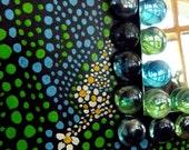 Dot Art Mirror