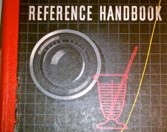 Vintage Kodak Reference Handbook from 1943