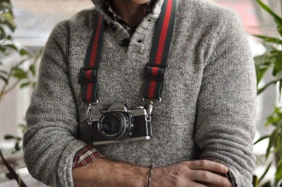 Classy Camera Strap