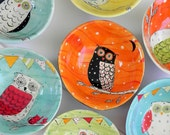 Owl Bowls - Made to Order