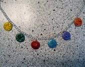Legend of Zelda Ocarina of Time Medallion Pendant Necklace