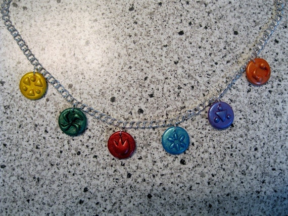Legend of Zelda Ocarina of Time Medallion Pendant Necklace