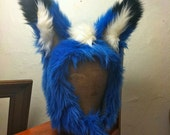 Custom order blue fox