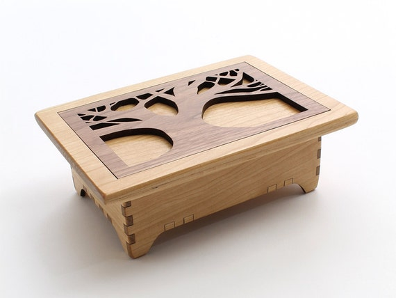 wooden box designs 2