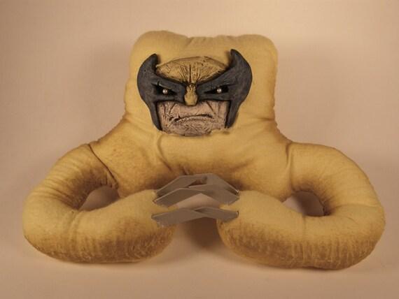 Wolverine - Plush Designer Toy
