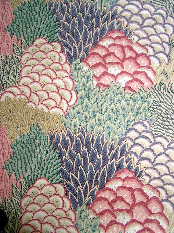 david hicks vase wallpaper