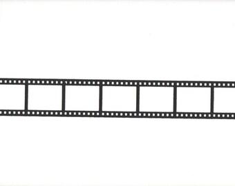 Quickutz Filmstrip Border Die Cuts - Bazzill