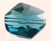Indicolite 16mm Swarovski Crystal on Etsy
