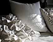 Sally's Custom Eiffel Tower Pillow Cover
