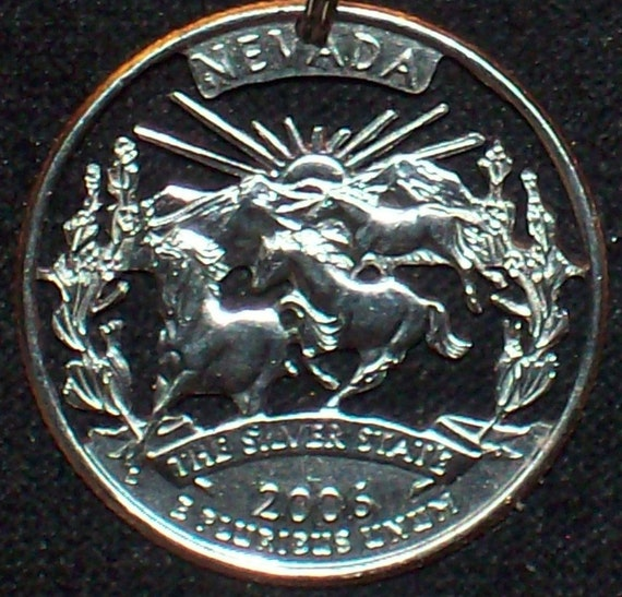 Reserved for Kim (Nevada quarter)