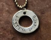 For Sharon- 11 Custom pendants, U R Loved