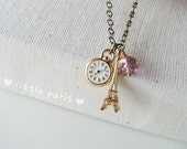 little Paris necklace