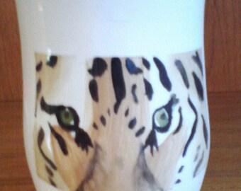 Eye of the Tiger - Hand Warmer Mug