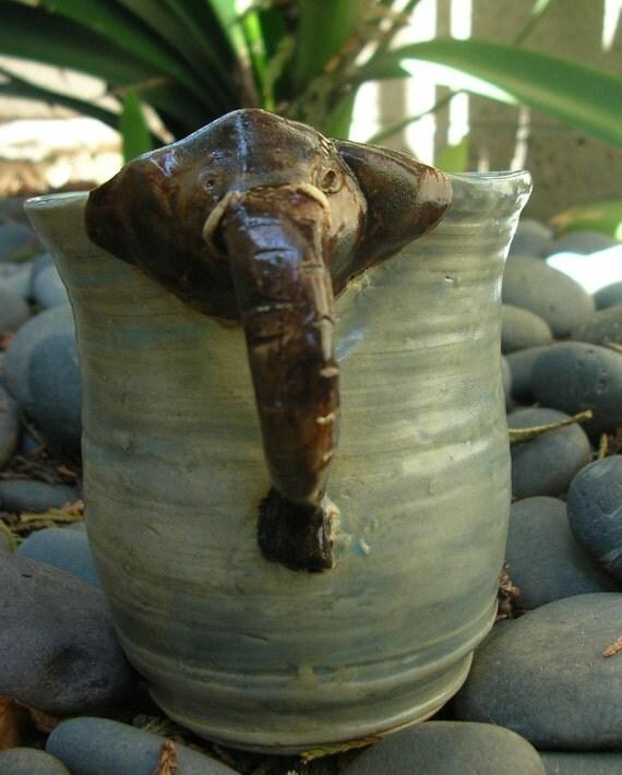 Small Elephant Mug