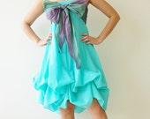 Vary ...  Mint Cocktail Dress