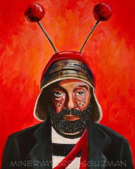 <b>Roberto Gomez</b> Bolanos El Chavo Del Ocho mexicain Pop Art Print - il_570xN.217908019