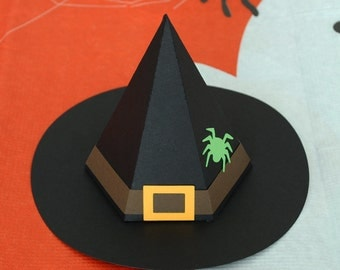 Witch Hat Favor or Gift Box