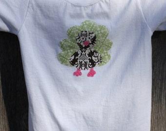 Girl's Turkey Shirt