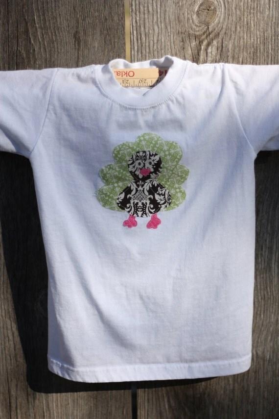 Girl 39 s turkey shirt for Shirts made in turkey