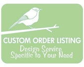 Custom Design Service for Jena - Converting Logo to Hi-Res and Etsy\/Web-Ready Graphics