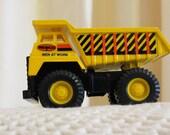 Vintage 1987 Remco Toy Truck