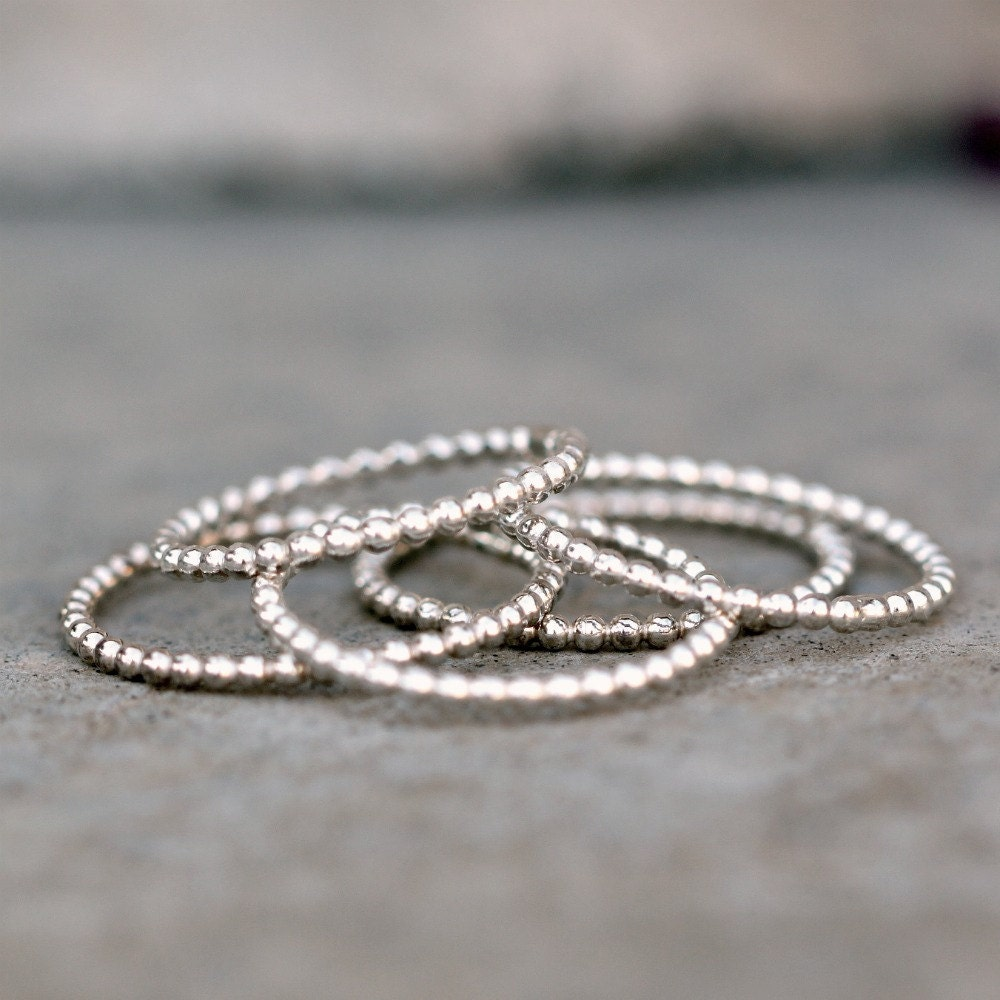 sterling silver thumb rings for images