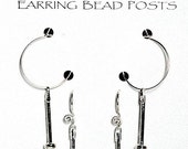 Quick Switch Silver Earring Set